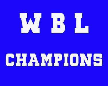 2015 WBL Champions