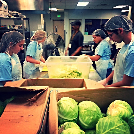 Emory Cares Day: Los Angeles