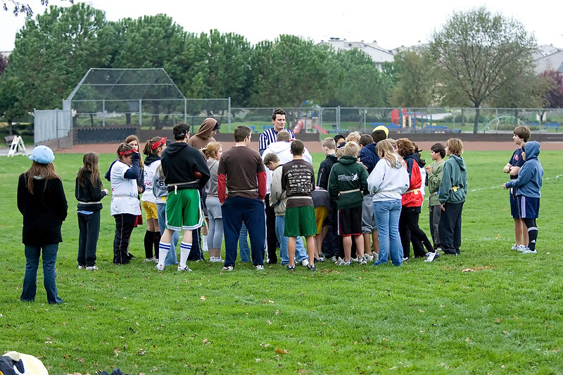 Turkey Bowl - November 26, 2006