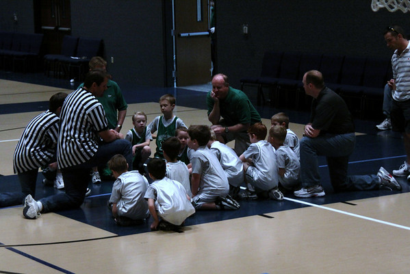 Upward Basketball 2009