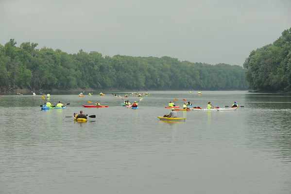 Paddle for a Cure 2014