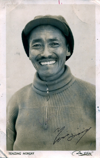Tenzing Norgay: Man of Everest
