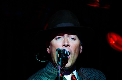 Big Bad Voodoo Daddy at BB King's, 11/15/12