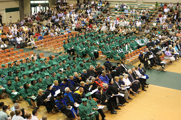 Commencement – Summer 2014