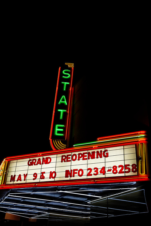 The State Grand Re-Opening 2009