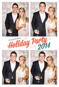 Dealer Spide Holiday Party 2014!