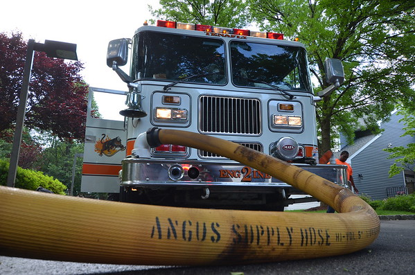 2015 Structure Fires