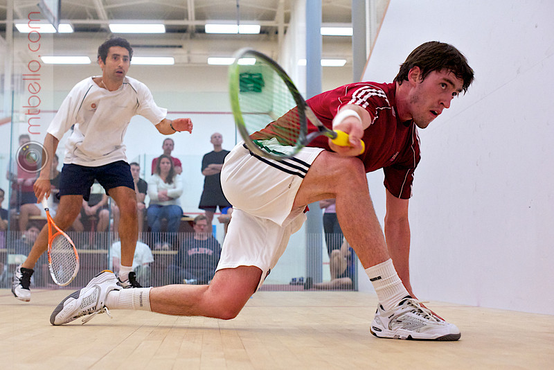 2011 World Class Squash Camp
