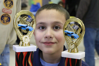 2014 Pinewood Derby
