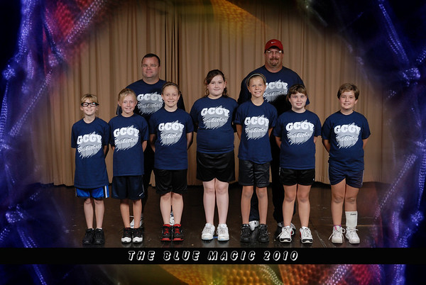 Grant County Elementary Basketball 2010-11