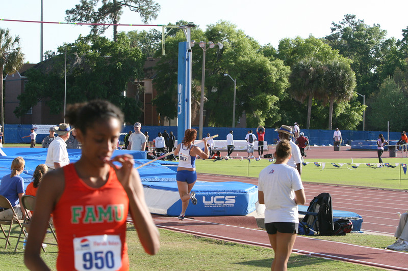 2007 Track and Field
