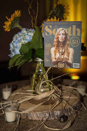 South's 50th Issue Event
