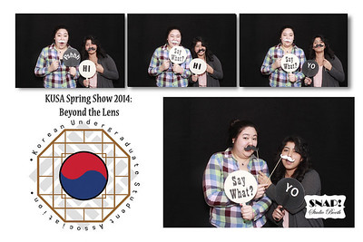 2014-03-15 UF Kusa Spring Show: Beyond The Lens