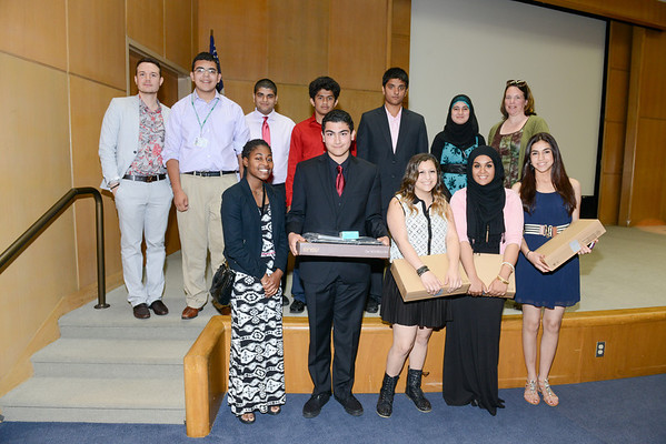Henry Ford Early College Award Ceremony 2014
