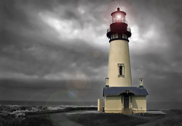 Yaquina Head Lighthouse - Oregon