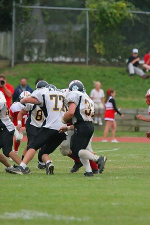 10/02/04 Northport @ Connetquot VAR Football