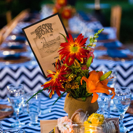 "Asolo Repertory Theatre, ""Showboat"" Starry Night Dinner"