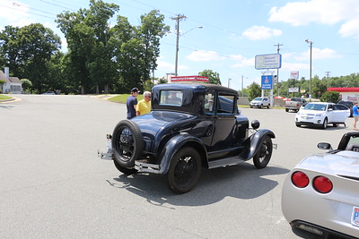 Jimmy's Hot Dogs 1st Annual Cruise-In - Mebane, NC - 05/24/2015