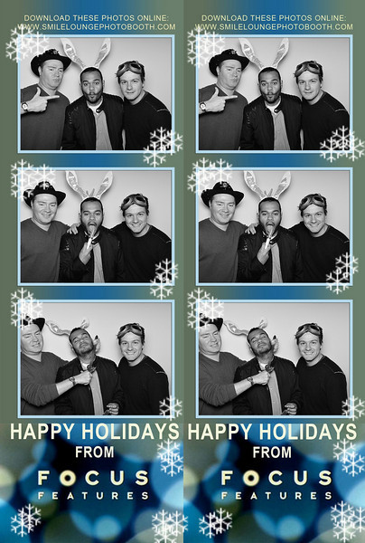 Focus Features Holiday Party