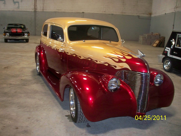 39 Chevy - Mike