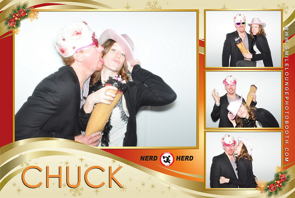 Chuck Holiday Party