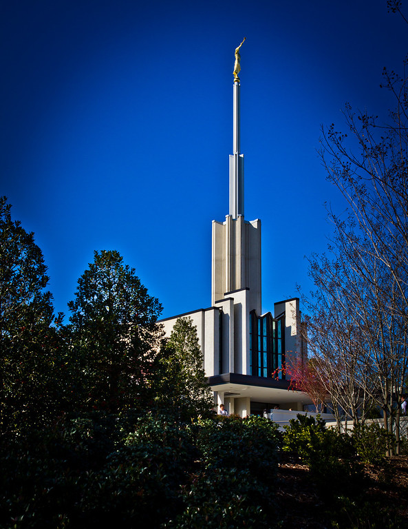 Atlanta LDS Temple