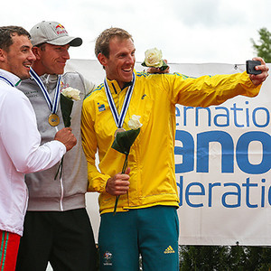ICF Canoe Kayak Sprint World Cup Racice 2013