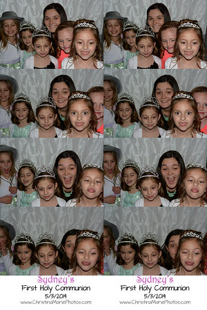 Sydney's Photo Booth