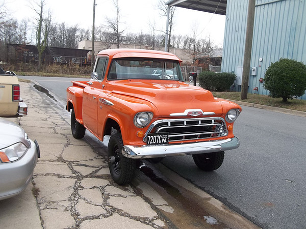 57 Chevy Truck - Brian