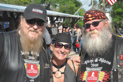 1: Mickey Jones Ride For St. Jude's Hospital