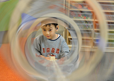 Longmont's Mountain View Elementary STEM Preschool