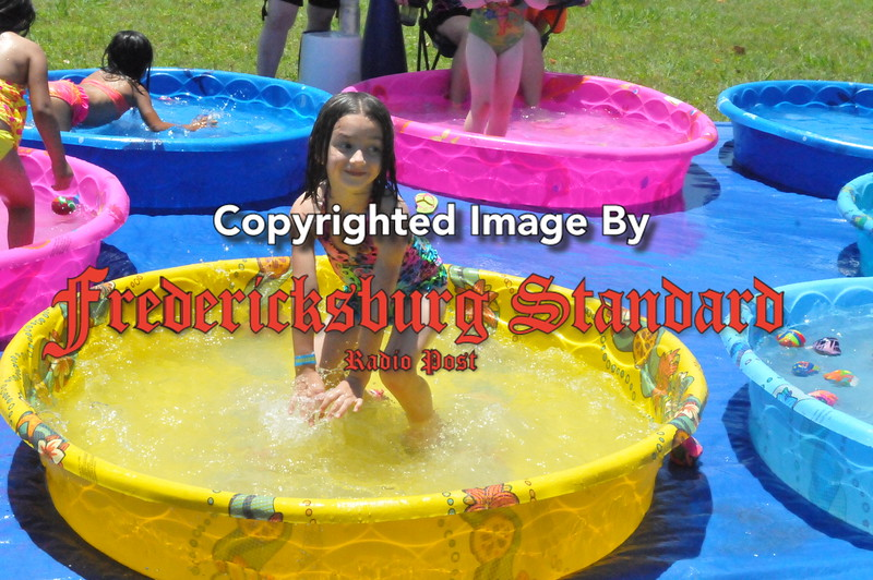 Splash and Water Day 6-3-15