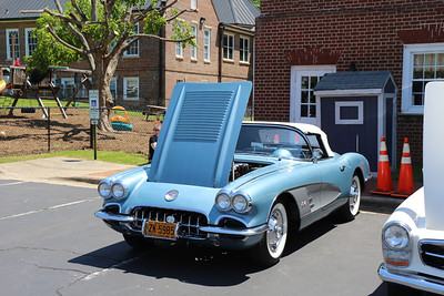 Cruise-In For Christ - Mebane Presbyterian - Mebane, NC - 05/03/2014