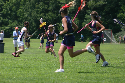 2008 Lax For The Cure
