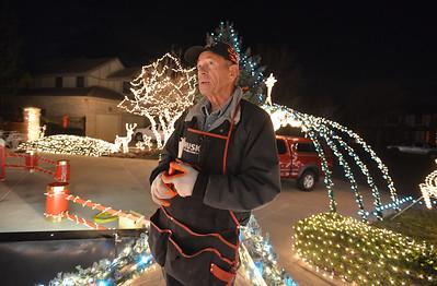 Holiday Lighting Displays in Broomfield