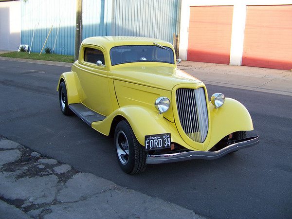 34 Ford - Dale