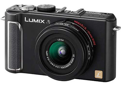Best Compact Camera for Travel: Panasonic, Lumix LX3
