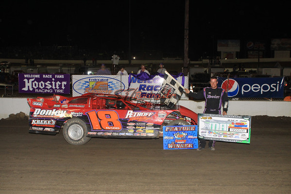 MARS / UMP DIRTcar Late Models
