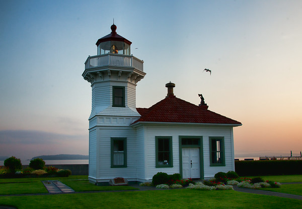 Lighthouses in Seattle