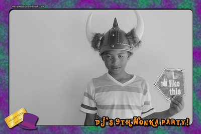DJ's Wonka Party