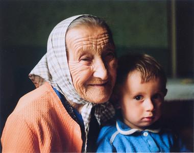 Prababka - Great Grandmother by Joseph Liro photo