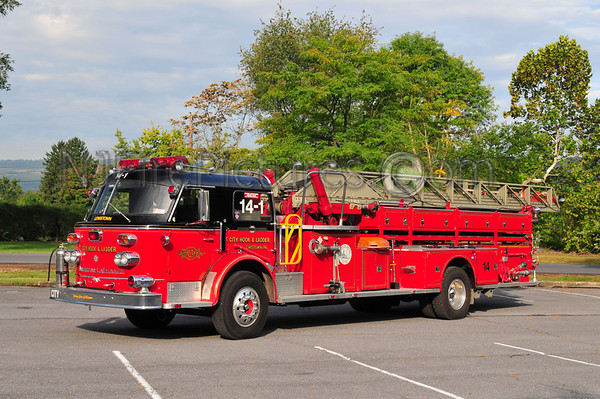 MIFFLIN COUNTY, PA FIRE APPARATUS