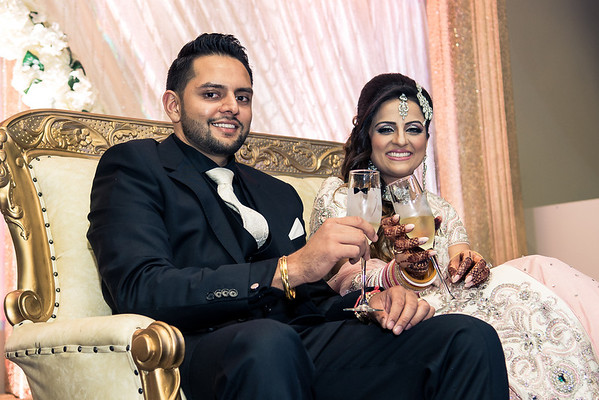 Gursimran + Manpreet Reception