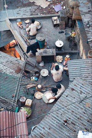 Postcards – Spice Market, Old Delhi, Delhi, India