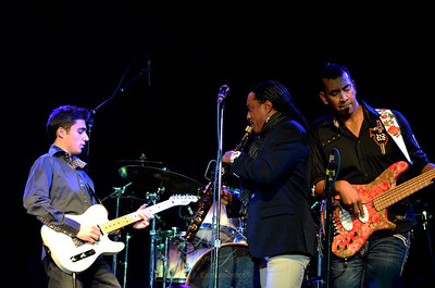 Marion Meadows 20th Anniversary Christmas Party
