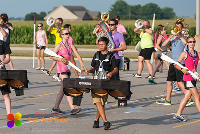 Band Camp 2013 - Day 8