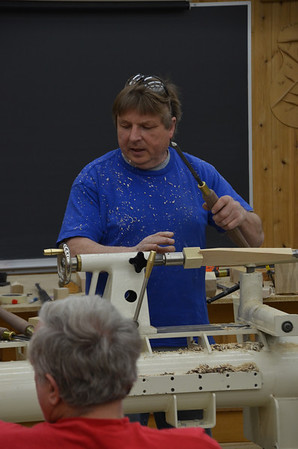 Creative Woodturning with Hosaluk