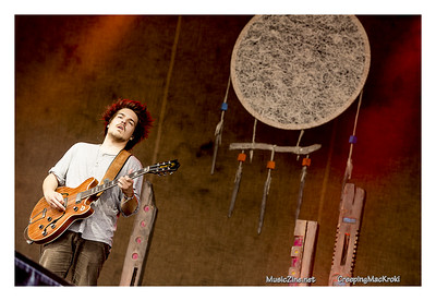Milky Chance - Couleur Cafe 2015