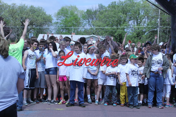 Color A Thon 5-8-15