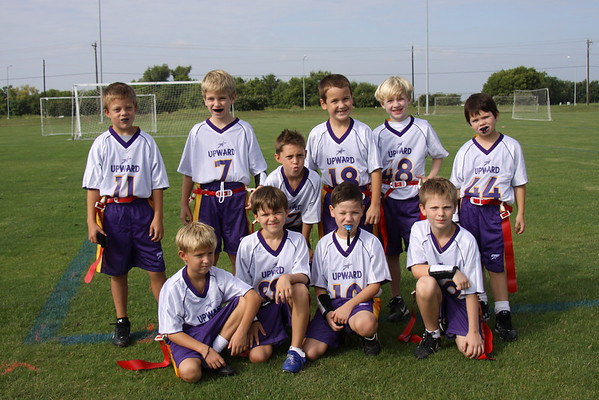 Upward Flag Football 2009